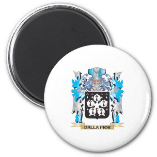 Dalla-Fior Coat of Arms - Family Crest Magnets