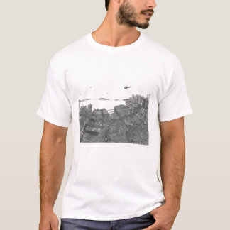 Dallas 2092 - T-Shirt