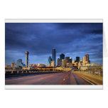 Dallas #5257 greeting card
