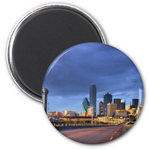 Dallas #5257 magnet