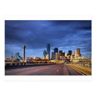 Dallas #5257 post card