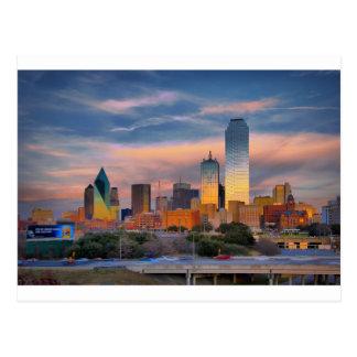 Dallas #5306 postcard