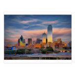 Dallas #5306 tarjetas postales