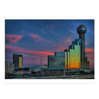 Dallas #5356 postcard