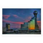 Dallas #5356 tarjetas postales