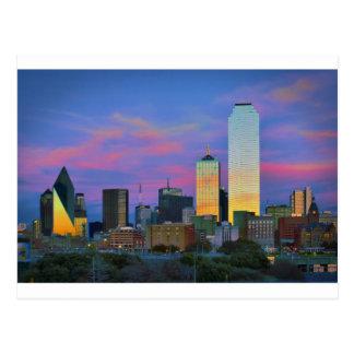 Dallas #5361 post cards