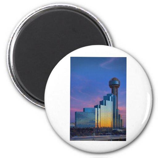 Dallas #5377 fridge magnets