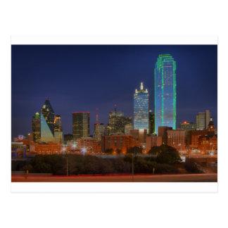 Dallas #5445 post card