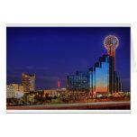 Dallas #5450 greeting card