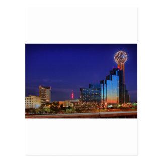 Dallas #5450 postcard