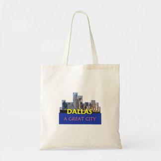 DALLAS A Great City Bag