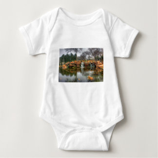 Dallas Arboretum and Botanical Garden Baby Bodysuit
