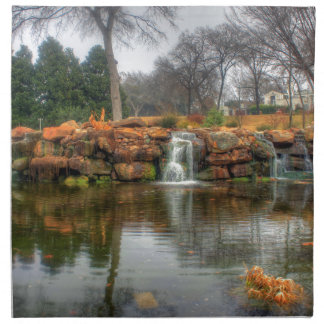 Dallas Arboretum and Botanical Garden Cloth Napkin