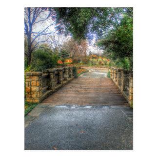Dallas Arboretum and Botanical Garden Postcard