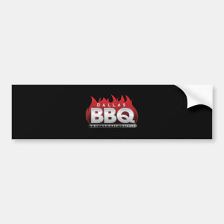 Dallas BBQ Bumper Sticker