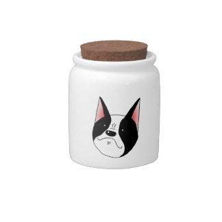 Dallas Candy Jar