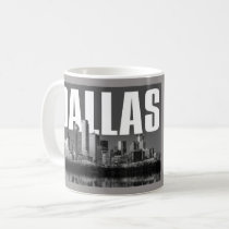 Dallas Cityscape Coffee Mug