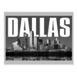 Dallas Cityscape Postcard