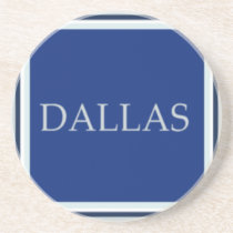 Dallas Coaster