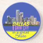 Dallas Coaster