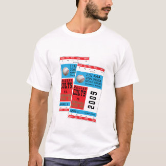 Dallas Colts World Series T-Shirt