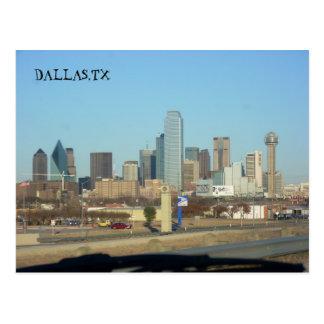 dallas, DALLAS,TX Postcard