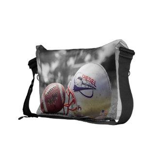 Dallas Diesel Messenger Bag