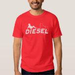 Dallas Diesel Softball Mudflap Man T-Shirt