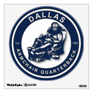 Dallas Football Wall Decal