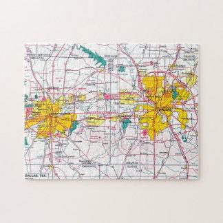 Dallas/Fort Worth Jigsaw Puzzle