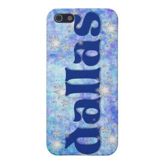 DALLAS iPhone SE/5/5s CASE