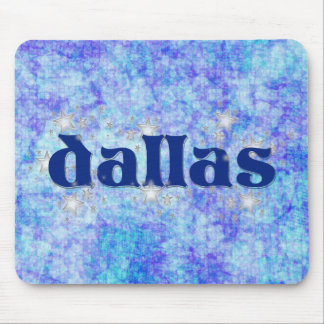 DALLAS MOUSE PAD