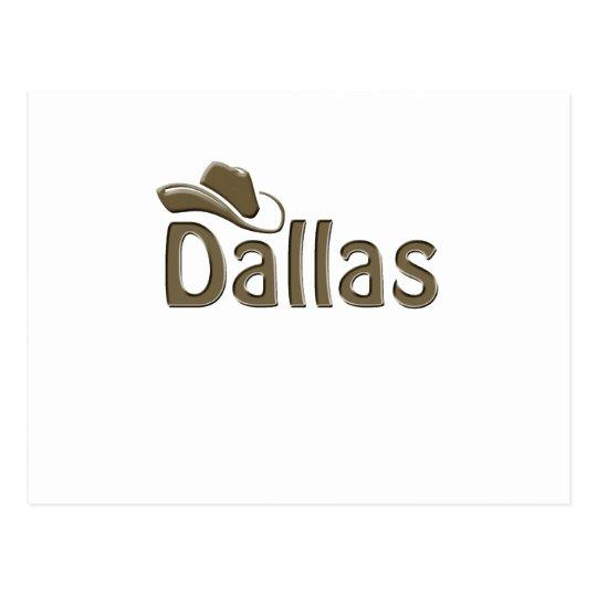 Dallas Postcard