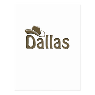 Dallas Postcards