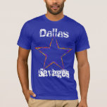 Dallas Savages Apparel T-Shirt