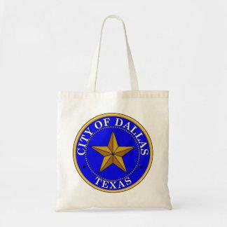 Dallas Seal Canvas Bag
