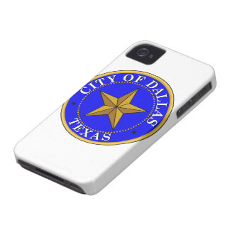 Dallas Seal iPhone 4 Case