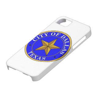 Dallas Seal iPhone SE/5/5s Case