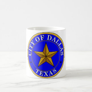 Dallas Seal Coffee Mug