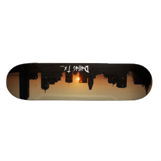 Dallas Skateboard Deck