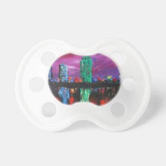 Dallas sky line jpg pacifier