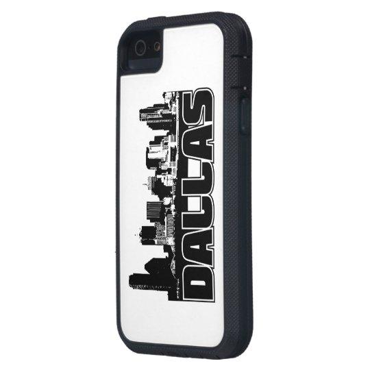 Dallas Skyline Case For iPhone SE/5/5s
