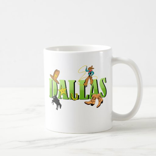 Dallas Taza De Café