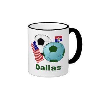 Dallas Taza De Dos Colores