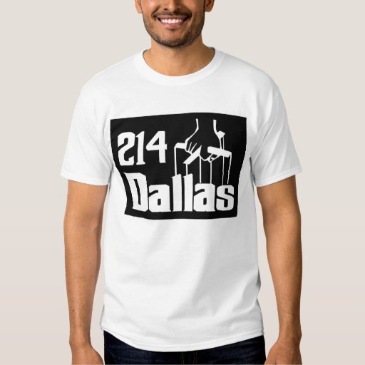 Dallas texas 214 t shirt zazzle for T shirt screen printing dallas tx