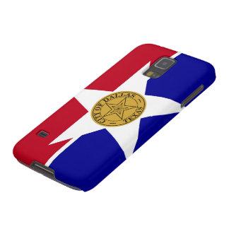 Dallas Texas Flag Case For Galaxy S5