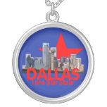 Dallas Texas Necklace