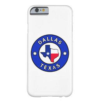 Dallas Texas phone case
