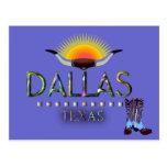 Dallas, Texas Postcard