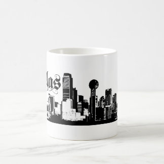 Dallas Texas Put on for your city Coffee Mug